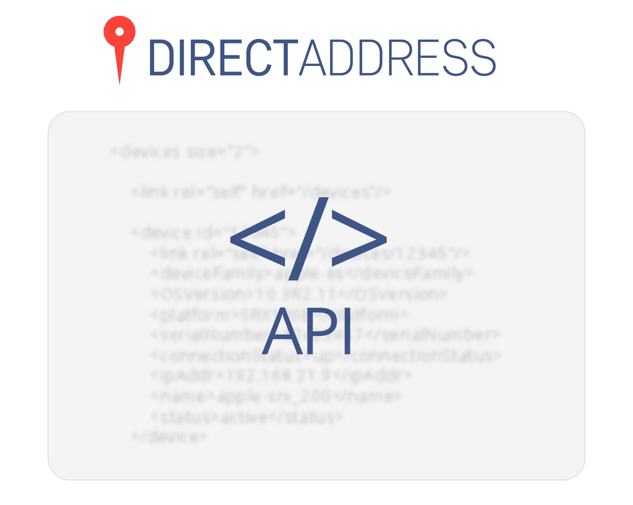 DirectAddress API Integration