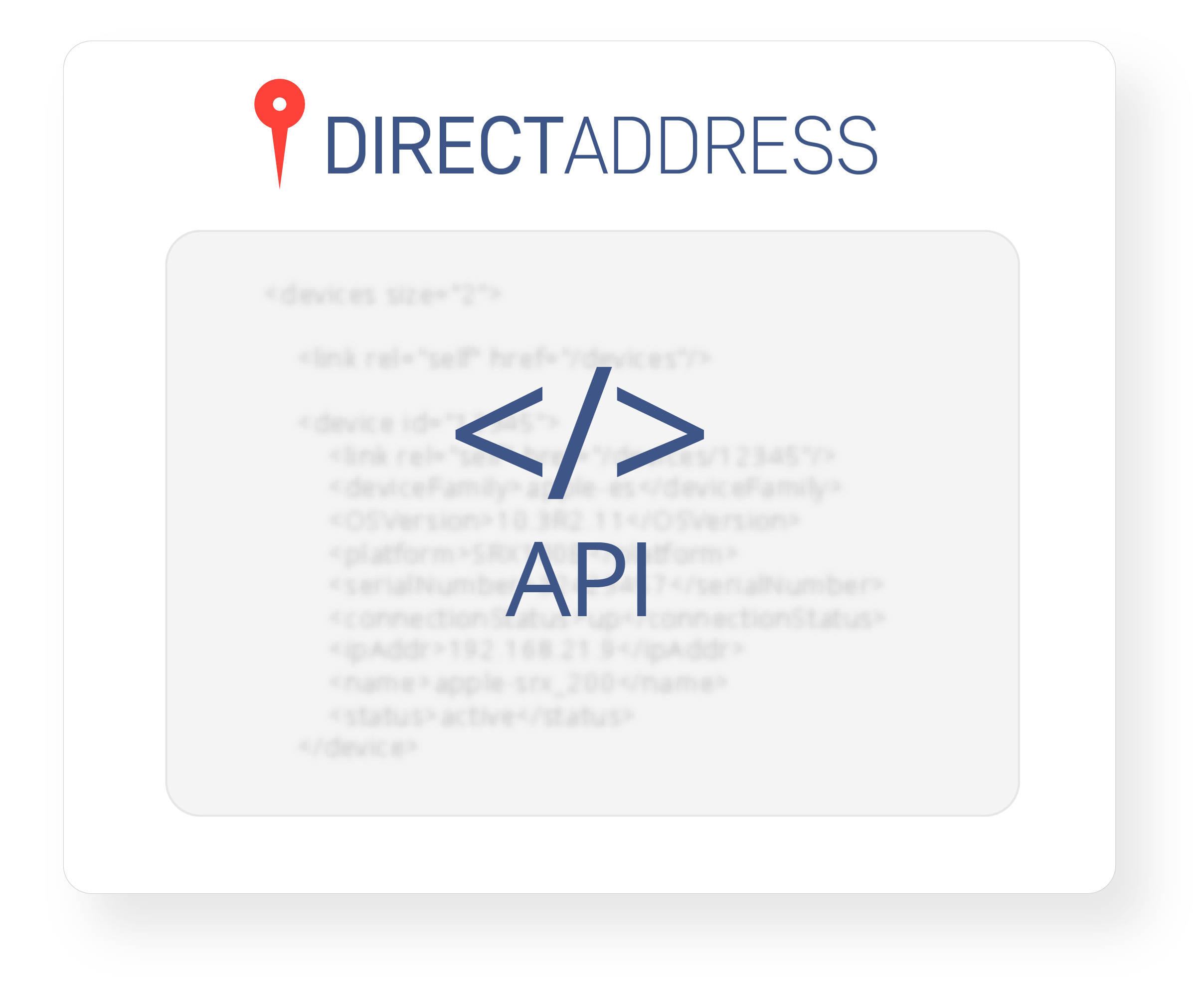 DirectAddress API Integration