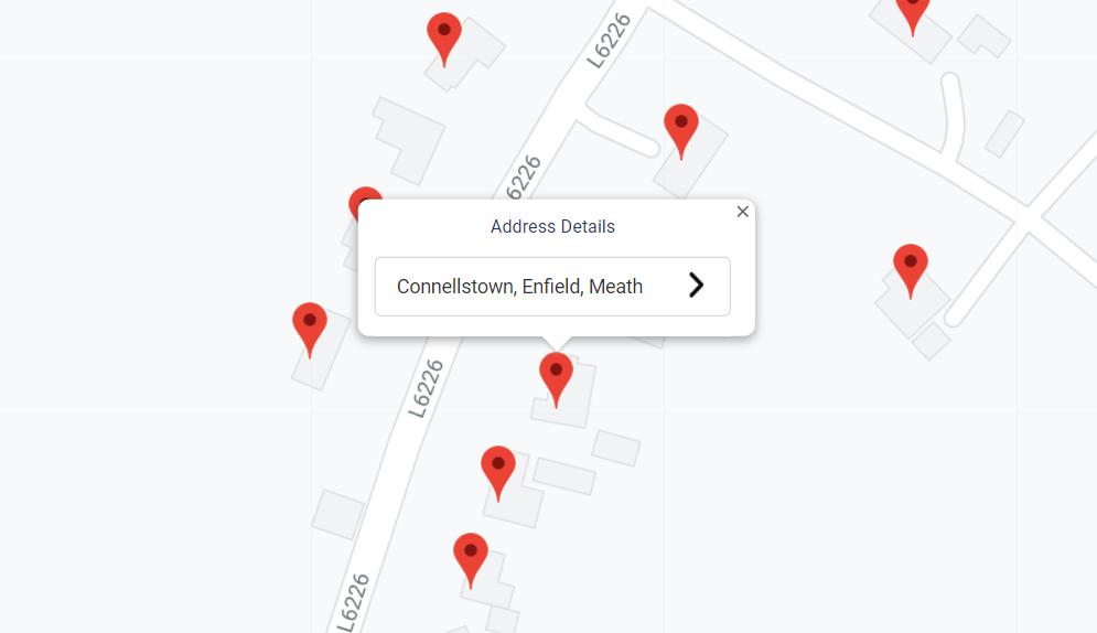 Non-unique address